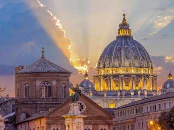 Petersdom: Führung mit Besteigung der Kuppel