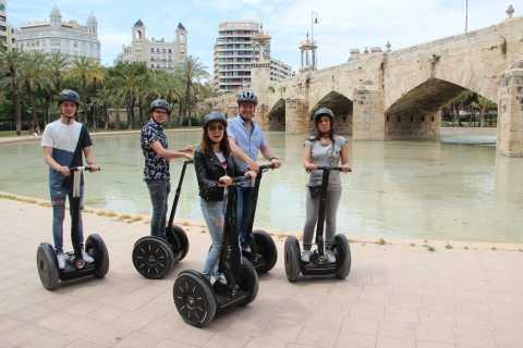 Valencia: Turia Park Fun Segway Tour