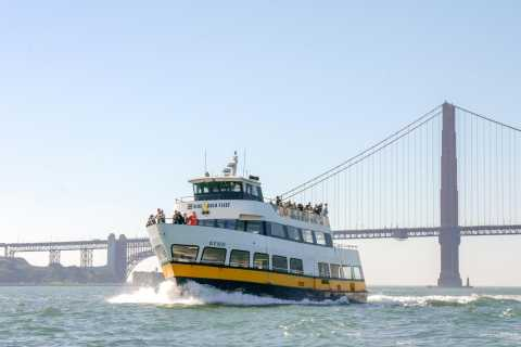 Straight-to-the-Gate: San Francisco Bay 1-Hour Cruise