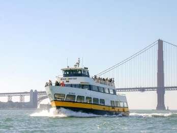 Einstündige Schifffahrt in der Bucht von San Francisco