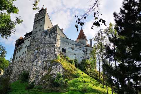 Brasov: Dracula Private Day Trip from Bucharest