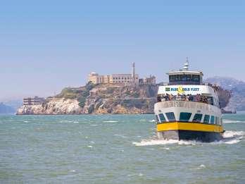 San Francisco: 90-minütige Bootsfahrt um Alcatraz