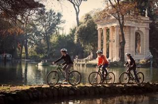 Rom an einem Tag: Ganztägige E-Bike-Tour