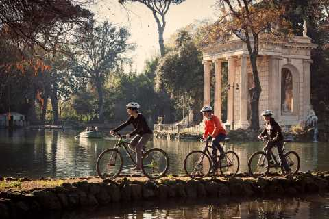 Rome In A Day Full-Day Tour by Electric-Assist Bike