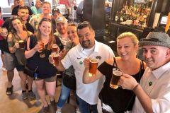 Tour Histórico de Bar Crawl ao longo da Freedom Trail