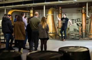 Dublin: Distillery Trail mit Irish Whisky Verkostung