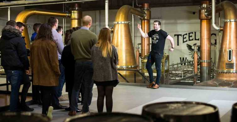 Dublin: Distillery Trail with Irish Whiskey Tasting
