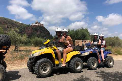 Salou: 2-Hour Quad Tour