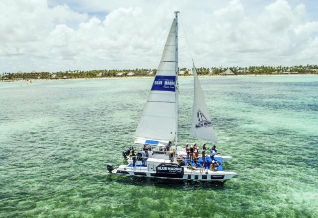 Bavaro Beach: Private Catamaran Tour
