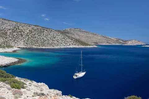Naxos: Full-Day Small Cyclades Sailing Cruise
