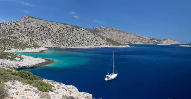 Naxos: crociera di 1 giorno alle Piccole Cicladi