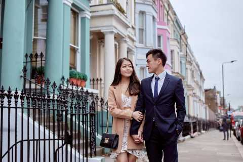 Londra: Notting Hill Photography Session