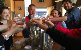 Glasgow Walking Tour With Beer Tasting