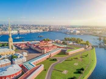 St. Petersburg: Rundgang durch die Peter-und-Paul-Festung
