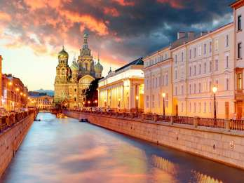 Sankt Petersburg: Halbtages-Tour mit einem privaten Guide