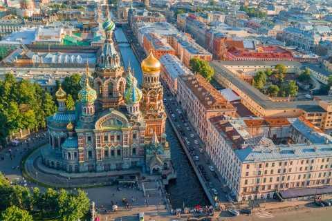 Saint Petersburg Visa-Free: 2-Day Essentials Tour