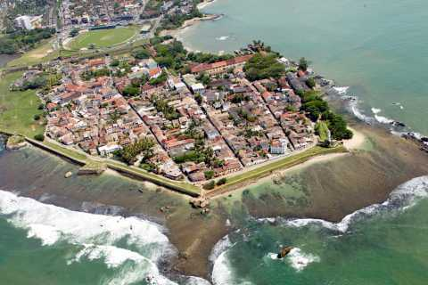 From Colombo: Galle and Bentota Full-Day All-Inclusive Tour