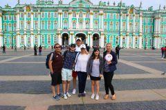 São Petersburgo: Ingresso Sem Fila Hermitage com Recepção