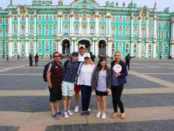 St. Petersburg: Eintritt ohne Anstehen zur Eremitage