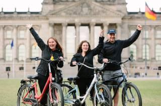 Berlin: Fahrrad-Tour zu den Highlights der Stadt