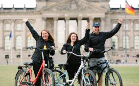 Berlin Highlights: 3-Hour Bike Tour