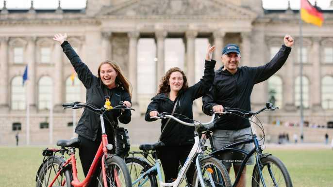 Berlin Highlights: 3-Hour Bike Tour