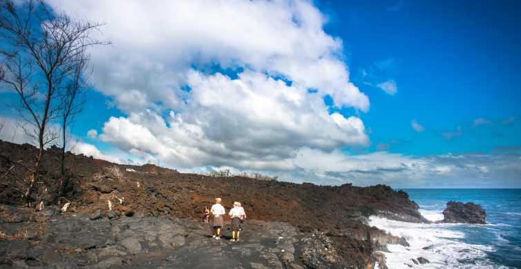 Kona: Kilauea Hike and Flow Tour