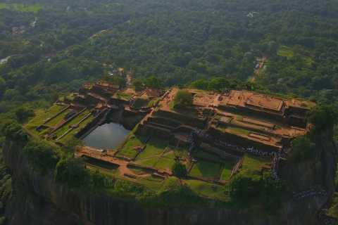 From Colombo: All Inclusive Sigiriya and Dambulla Tour