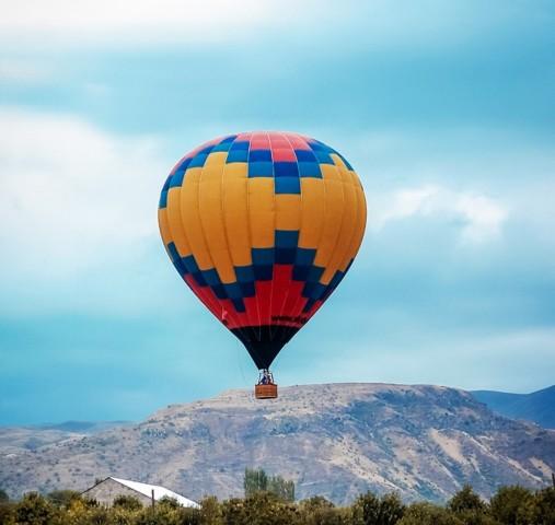 Van Yerevan: Hot Air Balloon Ride