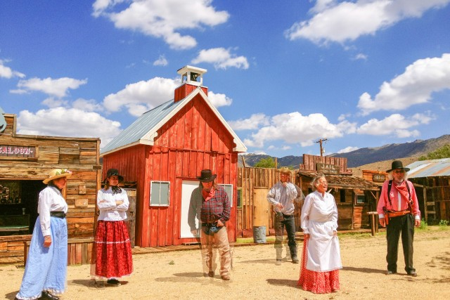 Ghost Town Wild West Adventures: Day Trip from Las Vegas