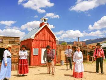 Ab Las Vegas: Tagestour zur Geisterstadt