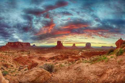 Grand Canyon, Monument Valley, Antelope Canyon e Zion