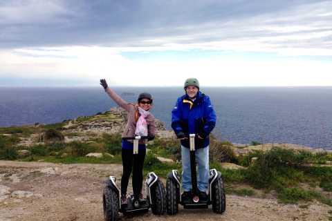 Malte: visite amusante en Segway à Dingli