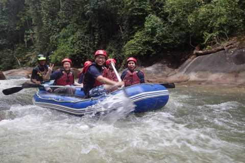 From Kuala Lumpur: Kampar River White Water Rafting