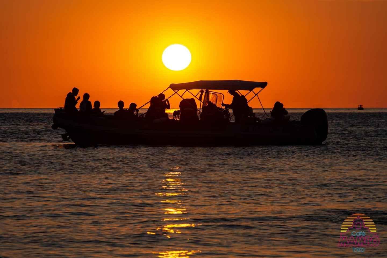 Ibiza: Schnorcheln, Sonnenuntergang und Höhlen-Bootstour