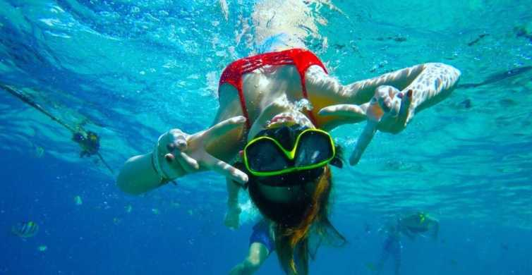 From Phuket: Deluxe Phi Phi Tour by Speedboat & Lunch Buffet