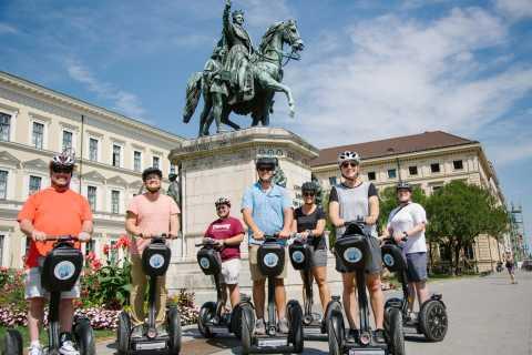 Glide Through History: Munich 3.5-Hour Segway Tour