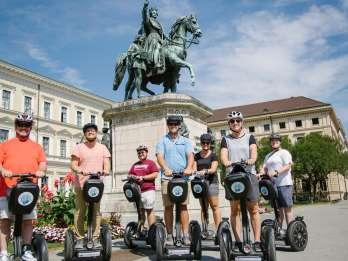 München: 3,5-stündige Segway-Tour durch die Geschichte