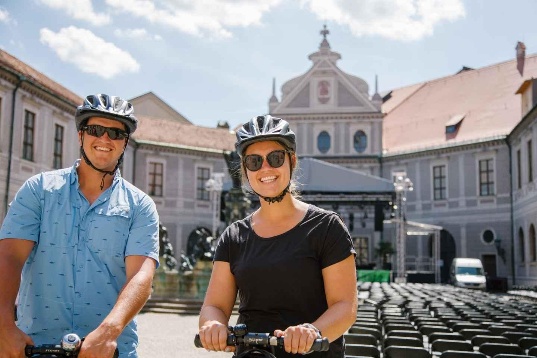 München: 2,5-stündige Segway-Tour