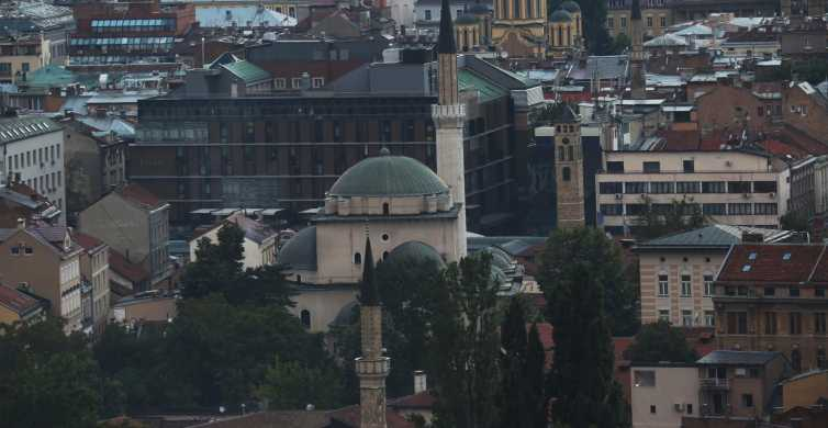 Sarajevo: Eat Pray Love Tour