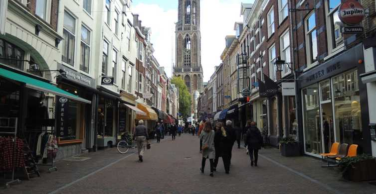 Utrecht: Monster Mystery Exploration Game and Tour