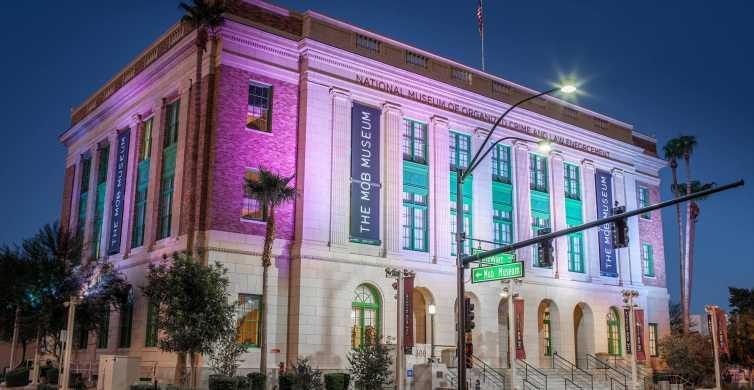 Las Vegas: Mob Museum General Admission