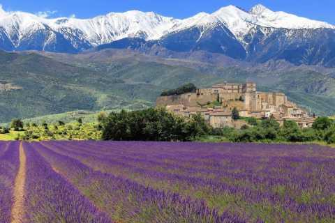 Niza: tour de las gargantas del Verdon y campos de lavanda