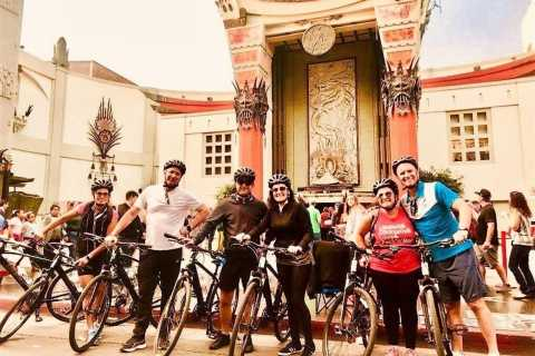 Los Angeles: Hollywood Highlights Bike Tour