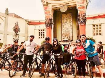 Los Angeles: Fahrradtour zu den Highlights in Hollywood