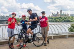Ottawa: excursão de bicicleta turística de 2 ou 3,5 horas
