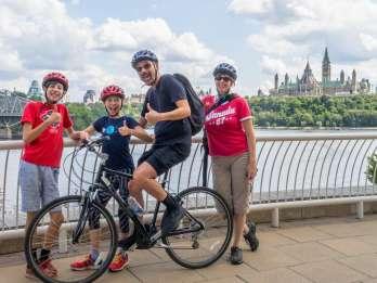 Ottawa: 2- oder 3,5-stündige Sightseeing-Fahrradtour