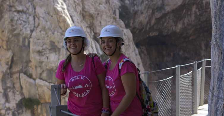 Caminito del Rey Premium Guided Tour