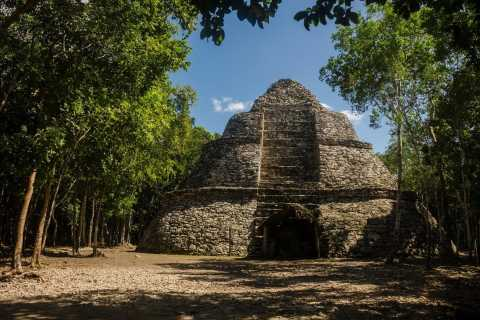 Cancun: Coba, Tulum and Aldea Maya Ruins with Cenote Trip
