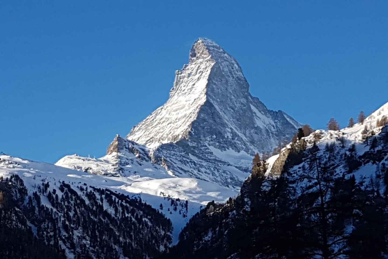 Ab Basel: Zermatt, Gornergrat und Matterhorn Private Trip